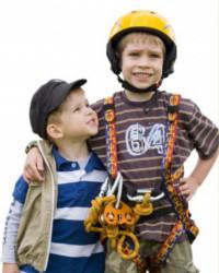 kletterhosen für kinder