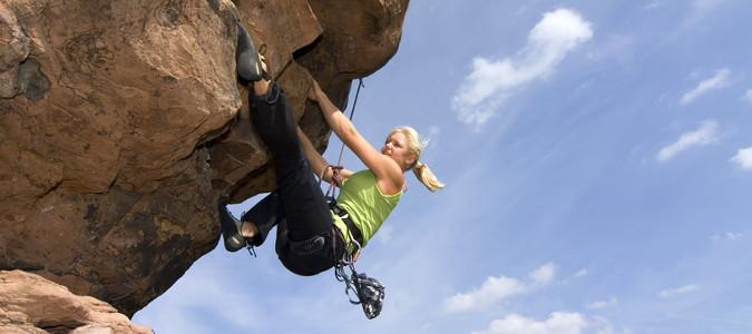 Kletterhosen für Frauen und Männer bekannter Marken