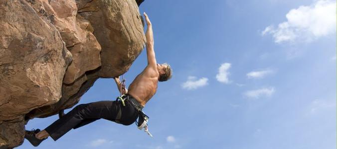 Frauen und Männer Kletterhose