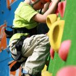 Therapeutisches Klettern für Kinder